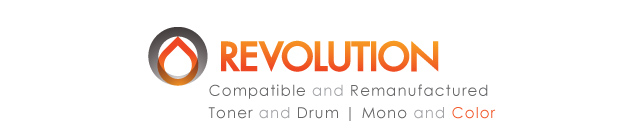 Revolution Toner Cartridge Banner