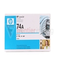 HP Laserjet 74A Toner Cartridge (92274A)